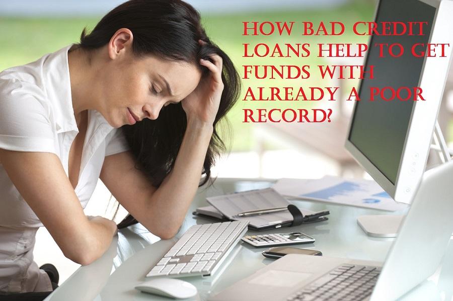 Bad Credit Loans Ireland
